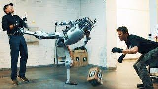 Boston Dynamics사의 놀라운 로봇들!