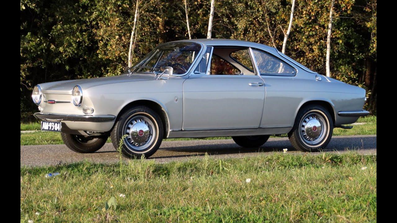 Simca 1000 bertone coupe youtube - Simca 1000 coupe bertone occasion ...