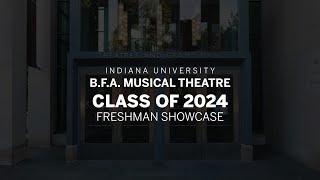 Indiana University Class of 2024 Freshman Showcase
