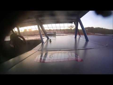 Brett McDonald Heat Race Lernerville Speedway 7/6/18 In-Car