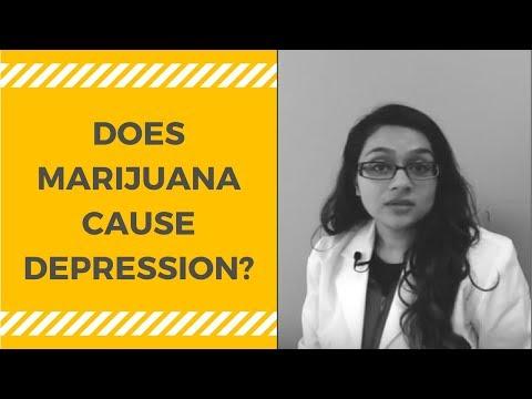 Marijuana and Depression