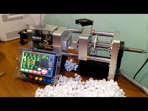 Microplast - Desktop Injection Molding Machine - YouTube