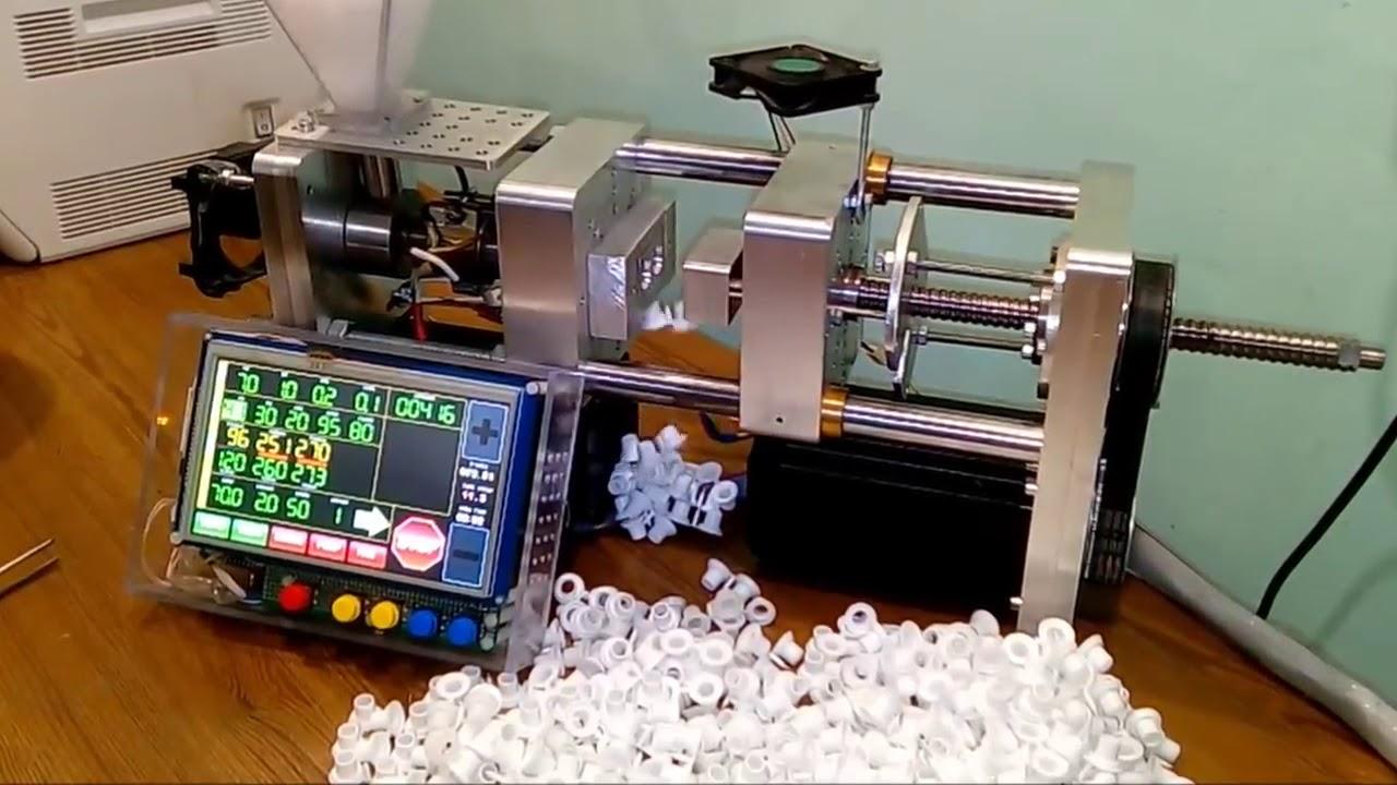 Microplast - Desktop Injection Molding