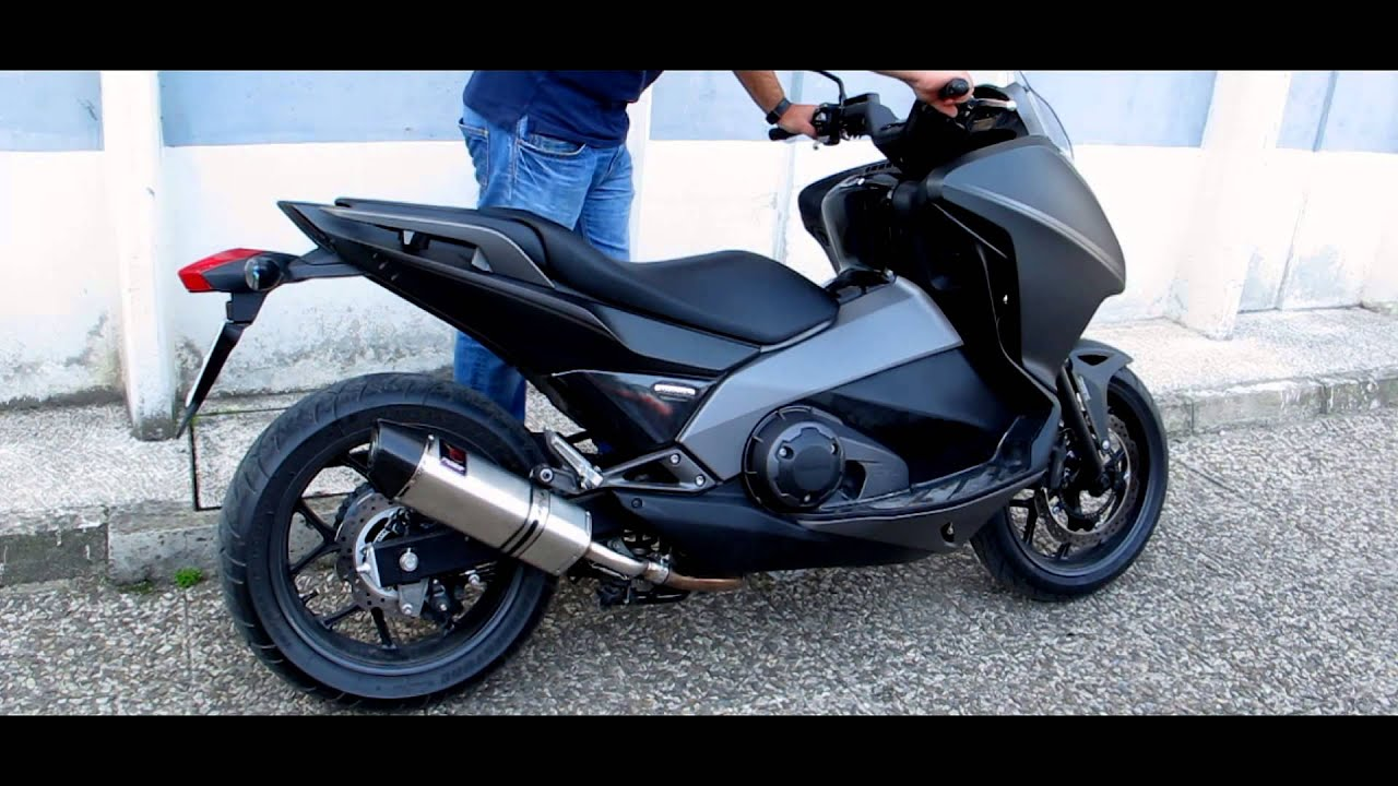 honda integra nc 700 tiger exhaust systems tri 780 youtube. Black Bedroom Furniture Sets. Home Design Ideas