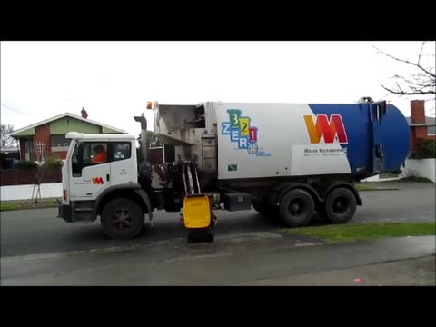 Timaru Recycling with #327
