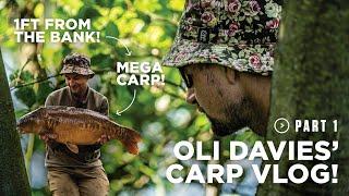 BRAND NEW Oli Davies Carp Vlog Part 1 Carp Fishing