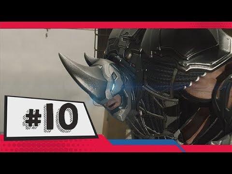 จุดชมวิวใช้โดดหนี - Marvel's Spider-Man - Part 10