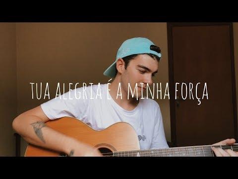 Gabriell Júnior - Tua Alegria (Cover Isadora Pompeo e Rebeca Carvalho)