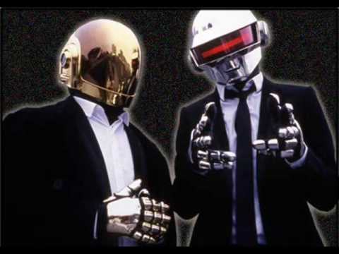 Daft PunkHuman After AllTogetherOne More TimeMusic Sounds Better With You Backwards