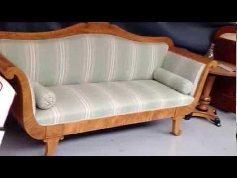 Biedermeier Sofa SF24 for sale WWW.SWEDISHINTERIORDESIGN.CO.UK.