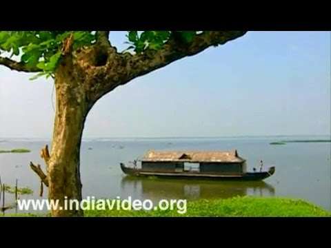 In The Heart Of Kumarakom - Backwaters Of Kerala