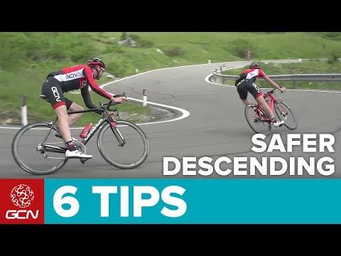 6 Tips For Safer Cycling Descending | GCN Pro Tips
