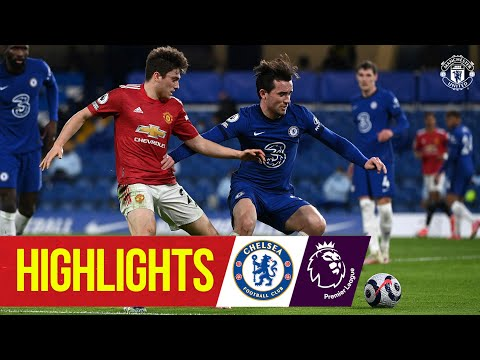 Highlights | Honours Even at Stamford Bridge | Chelsea 0-0 Manchester United | Premier League