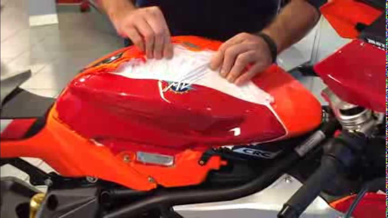 Ducati Red Plasti Dip