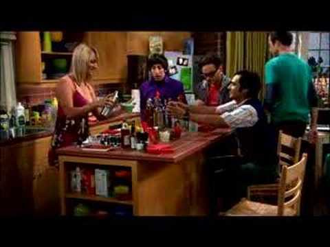 The Big Bang Theory - The Slippery Nipple