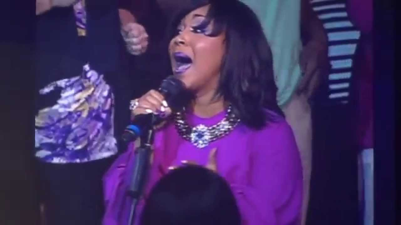 Erica Campbell- A Little More Jesus - Youtube-3814