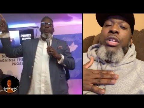 Pastor Responds To Viral Video Of Him KICKING A TRANS MEMBER Out Of The Church