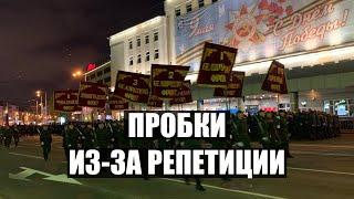 В Калининграде прошла первая репетиция парада #shorts
