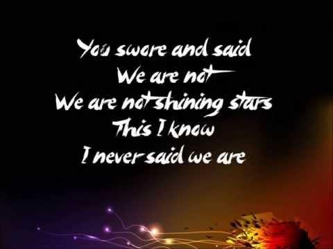 Carry On by FUN lyrics