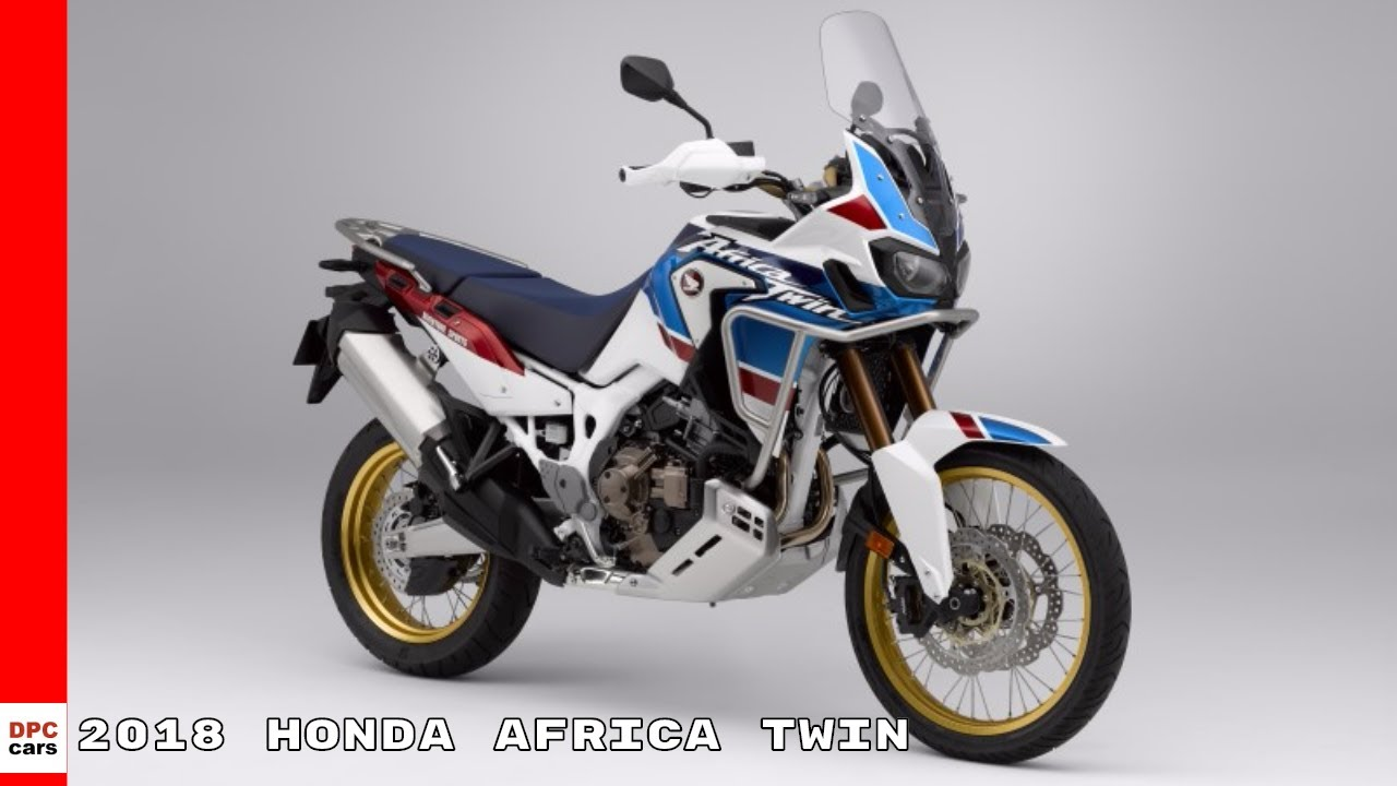 2018 honda africa twin motorcycle youtube. Black Bedroom Furniture Sets. Home Design Ideas