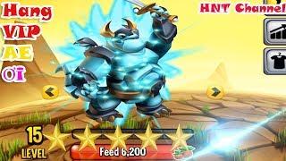 ✔️ Ice knight Dragon City HNT chơi game Nông Trại Rồng HNT Channel New