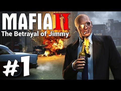 Прохождение Mafia 2 - The Betrayal Of Jimmy: Часть 1 - Время на размышления