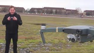 ICH HAB SIE! - Die DJI Mavic Pro! #Testflug // EinfachPhil