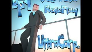 Sub Rosa RolePlay UltraCorp. - helicopter raid / EP4