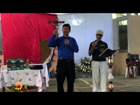 Padre Luis Toro preguntas y respuestas en Balboa