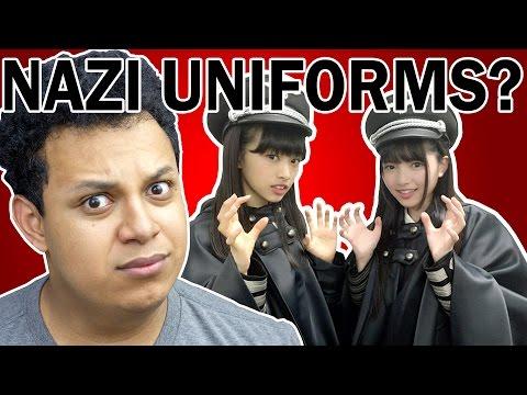 JAPANESE GROUP KEYAKIZAKA46 PROMOTES NAZIS??? 48 And 46 News