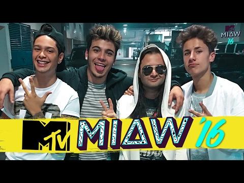 ►►►PREMIOS MTV MIAW 2016◄◄◄