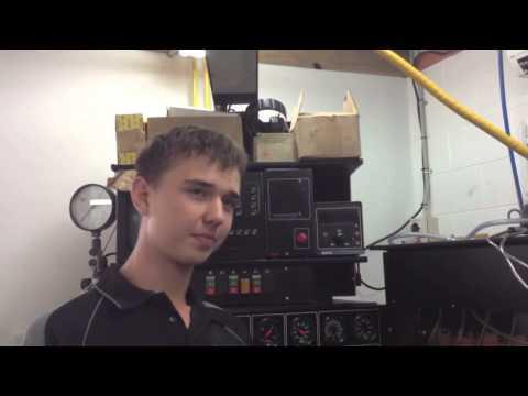 Edward - School-based Diesel Fitting Apprentice