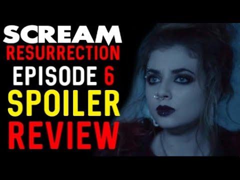 Download Scream: Resurrection Episode 6 SPOILER Review -CoT-