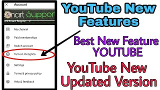 YouTube New Feature | YOUTUBE New Update | Youtube Latest Update 2018 July
