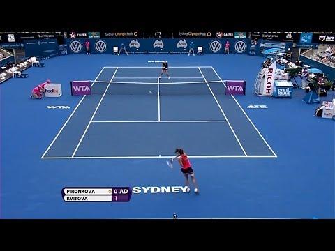 Tsvetana Pironkova 2014 Apia International Sydney Hot Shot