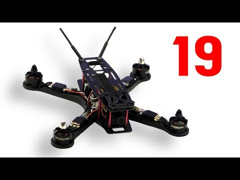 Noobs guide to quadcopters part 19 (maiden flight)