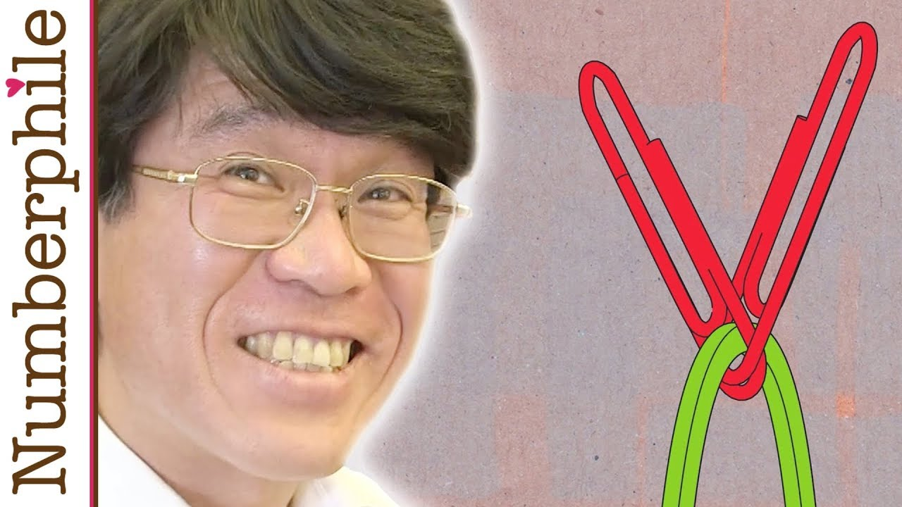 Subtracting Paperclips - Numberphile