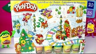 Plastilina Play Doh Calendario de Adviento Juguetes Play Doh Advent Calendar Mundo de Juguetes