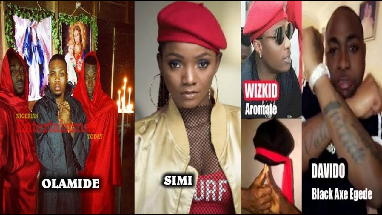 Download 10 Nigerian Celebrities Who Are Into Cultism
