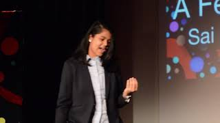 I am a female indian, and I stand for equality | Sai Shivani Devata | TEDxYouth@ISHelsingborg