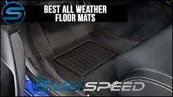 Subispeed - Best All Weather Floor Mats