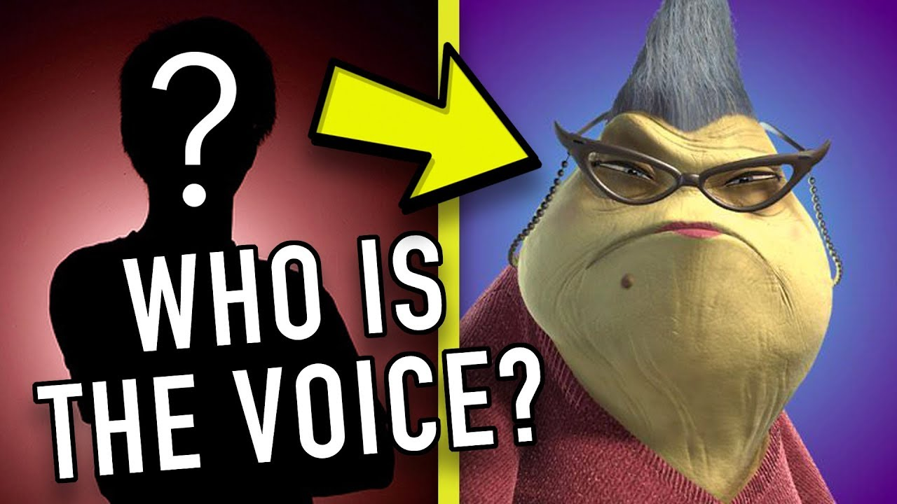 The Mystery Voice Behind Pixar Characters Toy Story 4 Up Monsters Inc Youtube