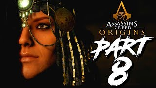 BETTER THE DEVIL YOU KNOW | Assassin's Creed Origins PART 8