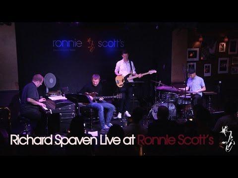Richard Spaven Trio - Koln I Live at Ronnie Scott