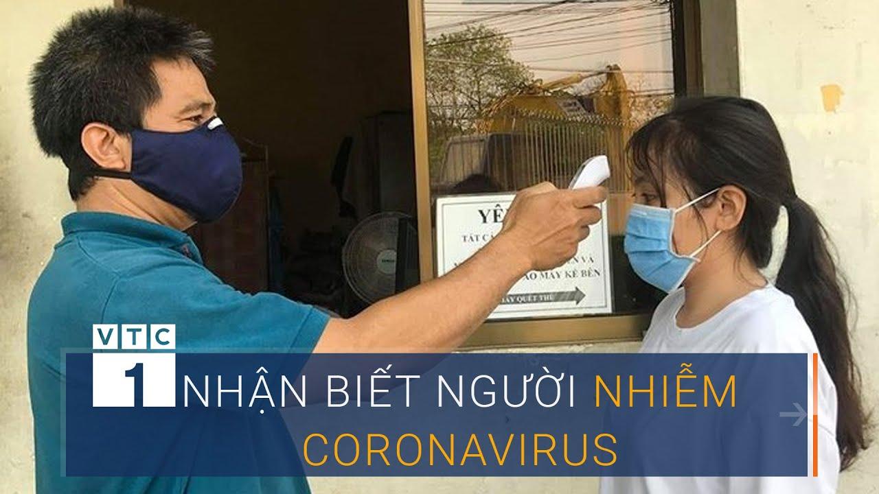 Dấu hiệu nhận biết người nhiễm nCoV