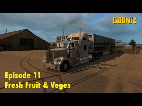 American Truck Simulator Episode 11