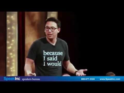Keynote Speaker: Alex Sheen • Presented by SpeakInc • Why People Suck at Keeping Promises