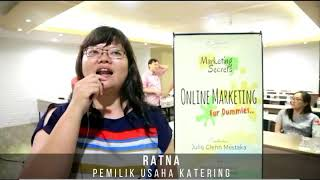 RATNA ONLINE MARKETING FOR BUSINESS OWNER