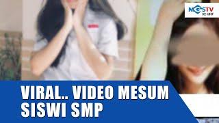 VIDEO MESUM SISWA SMP HEBOHKAN SEKOLAH