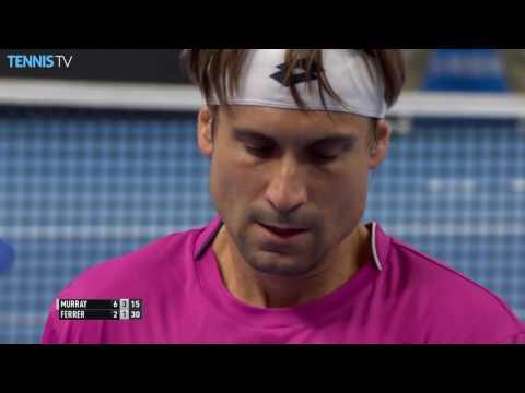 Murray Blasts Past Ferrer In Beijing 2016 SF Highlights